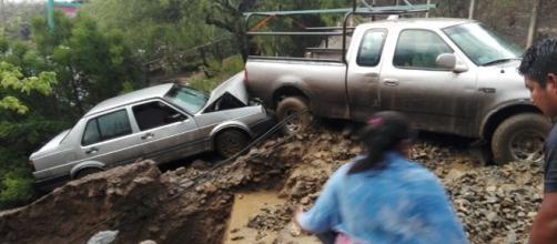 Una persona desaparecida y dos lesionadas por tormenta en Oaxaca ... - rpulsopoliticoax.com