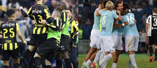 Vitesse-Lazio visibile anche in chiaro