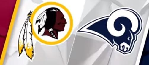 Washington Redskins rumors: Several NFL experts predict win over LA Rams - youtube screen capture / NFL