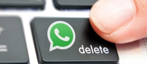 WhatsApp vi permetterà di cancellare un messaggio inviato prima che venga letto