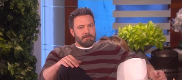 Ben Affleck's love for Taylor Swift - TheEllenShow/YouTube