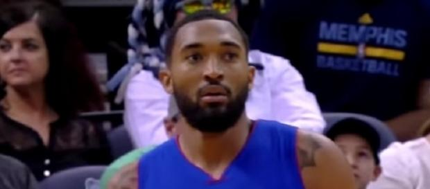 Darrun Hilliard played the last two seasons with the Detroit Pistons -- DownToBuck via YouTube