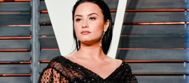 Demi Lovato - YouTube screenshot | The Late Late Show With James Corden/https://www.youtube.com/watch?v=hsB9bQdueG4