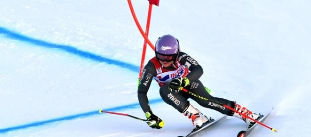 DIRECT VIDEO. Suivez la 2e manche du Slalom Géant dames des ... - francetvinfo.fr