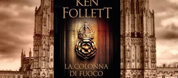 'La Colonna di fuoco' è già disponibile nelle librerie e anche in formato e-book.