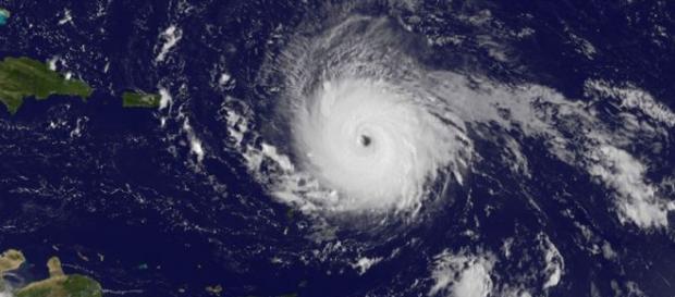 Hurricane Irma from NASA, Image Credit: NASA / Flickr