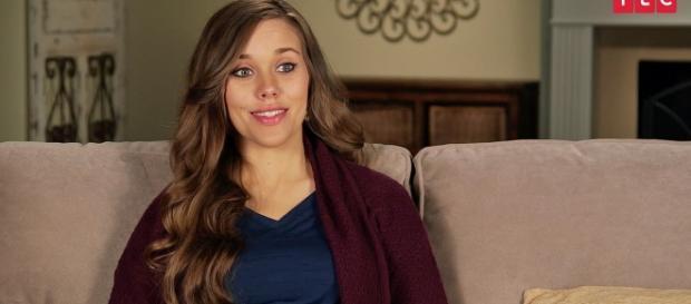 Jessa Duggar Seewald from a screenshot