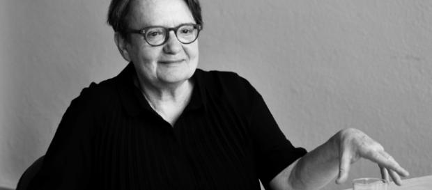 La regista polacca Agnieszka Holland