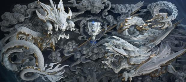 Le Baron Nashor fait face au dragon chinois : toute une métaphore pour l'accueil du Mondial de League of Legends 2017