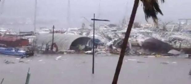 Le lourd bilan d'Irma dans les Caraïbes