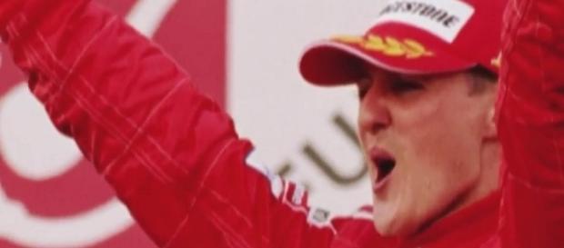 Michael Schumacher, Image via YouTube/2_iLoveRacingHD