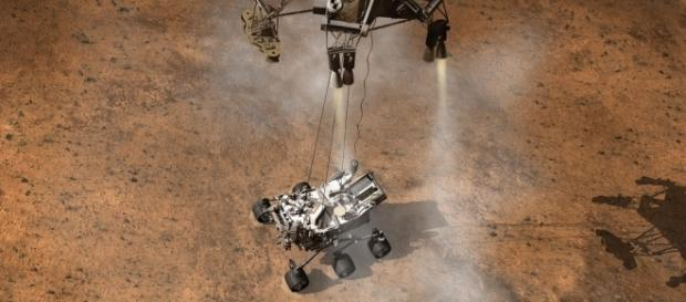 NASA's Curiosity Rover on Mars Flickr/NASA Goddard Space Flight Center
