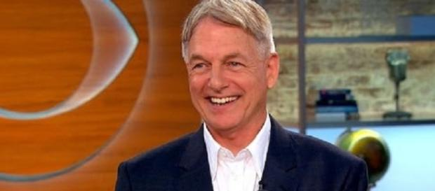 'NCIS' star Mark Harmon. [Image via YouTube/CBS This Morning]