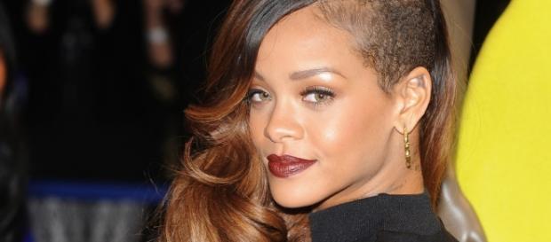 Rihanna releases new makeup line. [Image via Flickr/Celebrityabc]