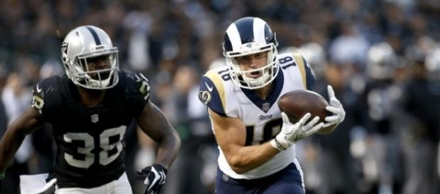 Rookie Cooper Kupp shines, shows chemistry with Goff Flickr Keith Allison