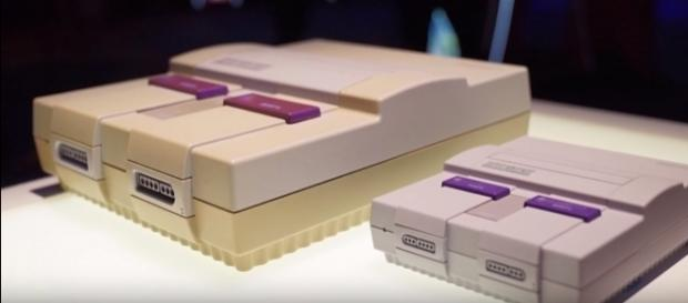 SNES Classic Edition Nintendo (IGN/YouTube) https://www.youtube.com/watch?v=buHLPN66iL0&t=42s