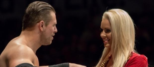 The Miz and Maryse are set to become parents