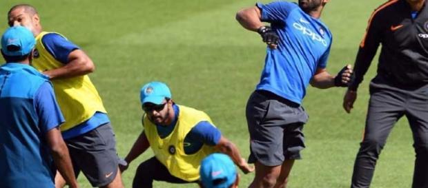 When And Where To Watch India vs Australia 1st ODI Live Coverage ... Youtube screen grab BCCI