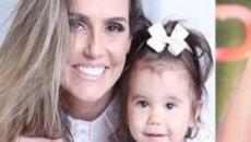 Deborah Secco alfineta Sandy ao falar de fotos da filha nas redes sociais