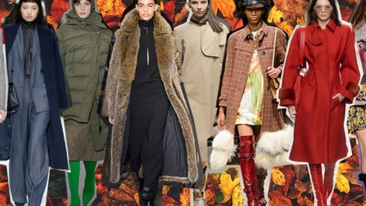 I capi must have dell'autunnoinverno 2018