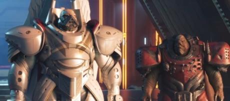Destiny 2 Nightfall Strike ( RabidRetrospectGames/YouTube) https://www.youtube.com/watch?v=BON4j0fl780