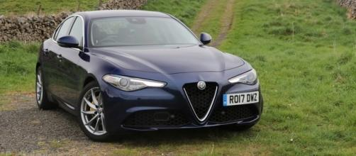 Alfa Romeo Giulia (2017) review: An Alfa that doesn't do clichés ... - pocket-lint.com