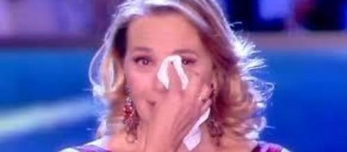 Barbara D'Urso accusata da Giulia De Lellis