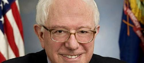 Bernie Sanders (official Senate portrait wikimedia commons)