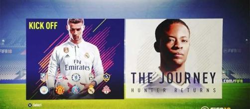 Ecco la copertina di presentazione della demo del nuovo gioco della EA Sport