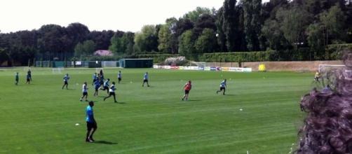 Inter: Colidio già si allena con la prima squadra - milanotoday.it