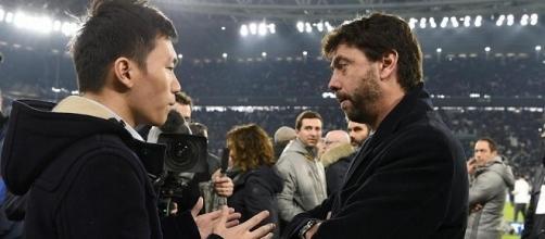 Inter e Juventus trattano un clamoroso scambio