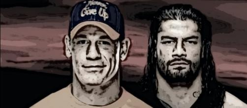 John Cena threatens Roman Reigns and gave a big promise this week Courtesy:Youtube/WWE ki News