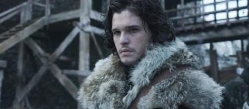 Jon Snow in 'Game of Thrones' - Image via YouTube/Daemon Blackfyre 2.0