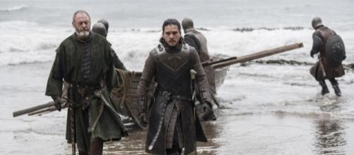 "Kit Harington's Jon Snow might be a dad in ""Game of Thrones"" season 8. - Facebook/GameOfThrones"