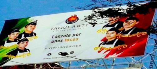 La campaña de publicidad de una taquería que sacudió opiniones