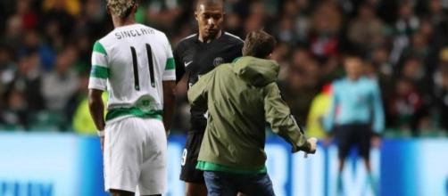 L'agresseur n'a pas empêché Mbappé de faire un bon match (Crédit - Icon Sport).