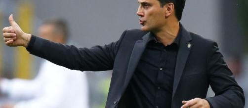 L'entraîneur de Milan pourrait surprendre en dérogeant à son 4-3-3 habituel ... - thesun.co.uk
