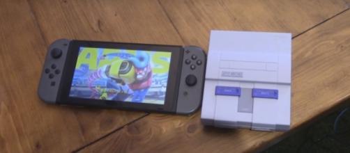 Nintendo SNES Classic Edition (Image - GameXplain |YouTube)