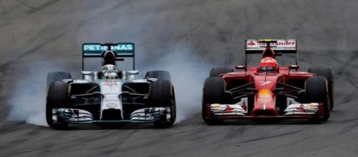 Overtaking and the DRS - formula1.com