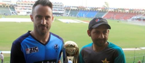Pakistan vs World XI, 2nd T20, Lahore: Youtube screen grab