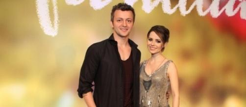Sandy e Lucas comemoram 9 anos de casados com declarações românticas