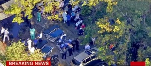 Six elderly patients in a Hollywood, Fl. nursing home have died [Image: YouTube/CNN]