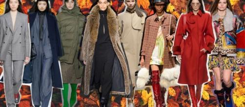 Tendenze moda autunno inverno 2017/2018: dai cappotti ai colori - elle.it
