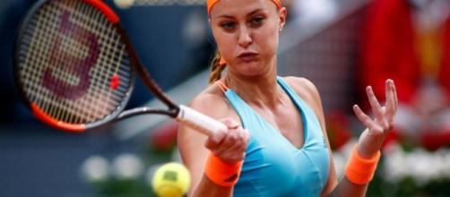 Tennis: Kristina Mladenovic éliminée d'entrée à Rome - Le Parisien - leparisien.fr