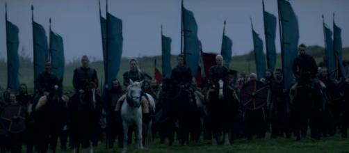 "Theories suggest that Bjorn Ironside is likely to die in ""Vikings"" Season 5. Photo by History/YouTube Screenshot"