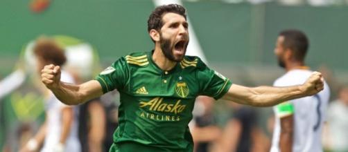 Timbers midfielder Diego Valeri wikimedia.org