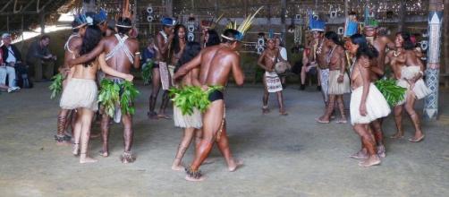 Tribes. authentic. Image via Pixabay.