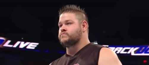 What would be the latest for Kevin Owens on Tuesday's WWE 'SmackDown Live' episode? [Image via WWE/YouTube]