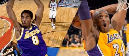 Who was better? Kobe #8 or Kobe #24? - (Image credit: YouTube/Michael Sowell)