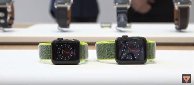 Apple Watch 3 launched with impressive features and accurate sensors - YouTube/The Verge